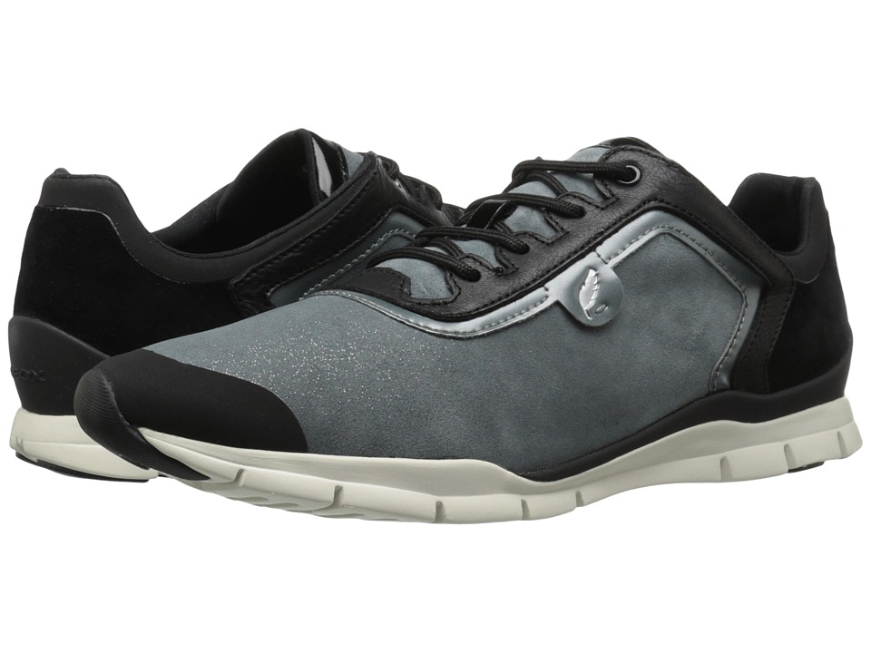 Geox WSUKIE15 (Lake/Black) Women