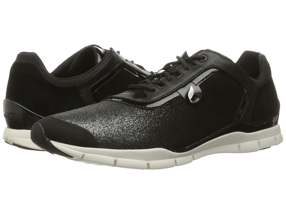 Geox - WSUKIE15 (Black) Women's Shoes