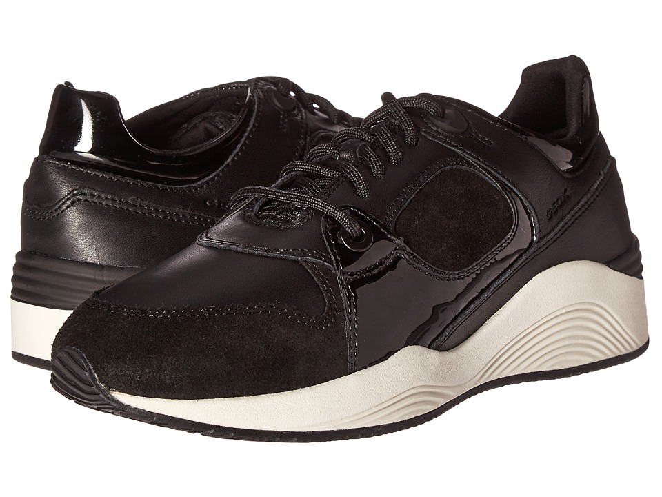 Geox - WOMAYA12 (Black) Women's Shoes