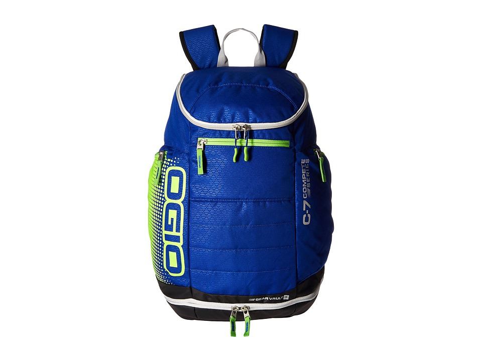 OGIO - C7 Sport Pack (Cyber Blue) Backpack Bags
