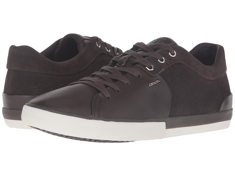 Geox - U SMART67 (Coffee) Men's Shoes