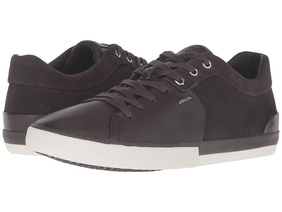 Geox - U SMART67 (Coffee) Men's Shoes