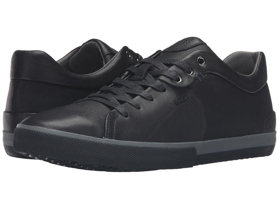 Geox U SMART68 Black Mens Shoes