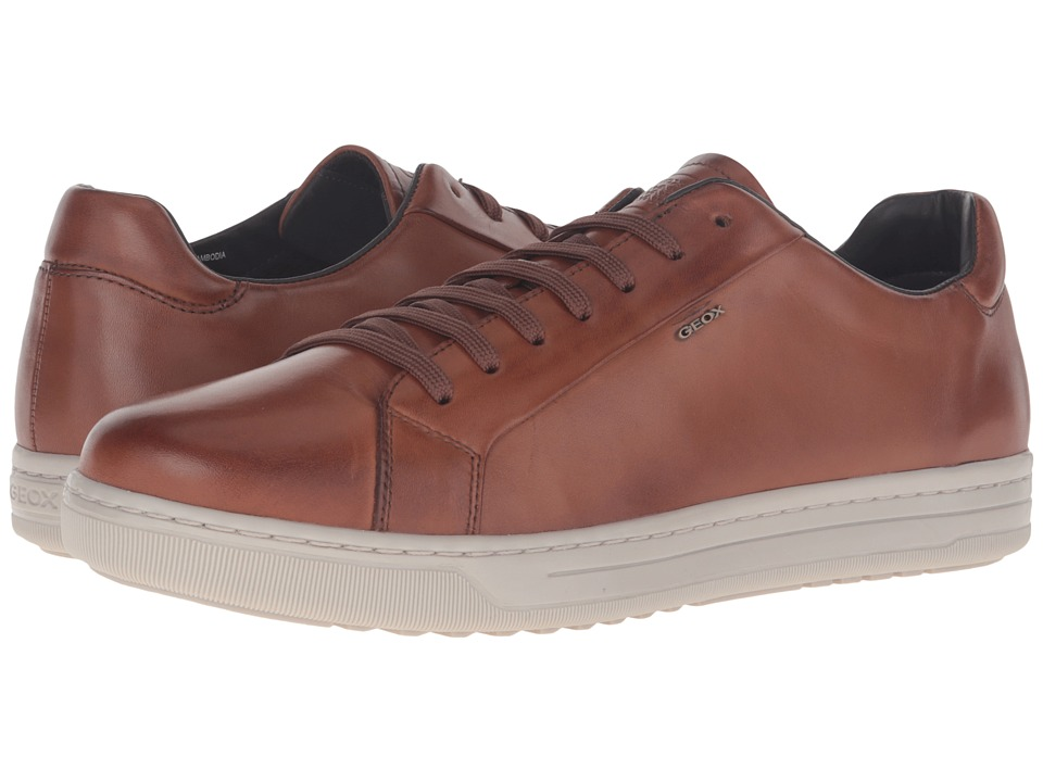 Geox - MRICKY14 (Cognac) Men's Shoes