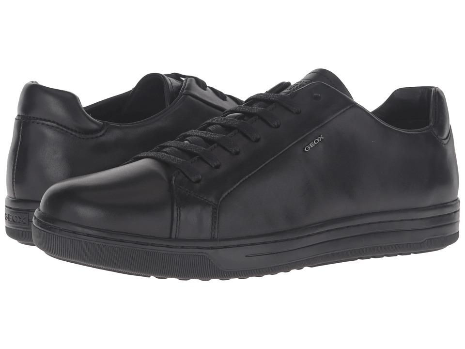 Geox - MRICKY14 (Black) Men's Shoes