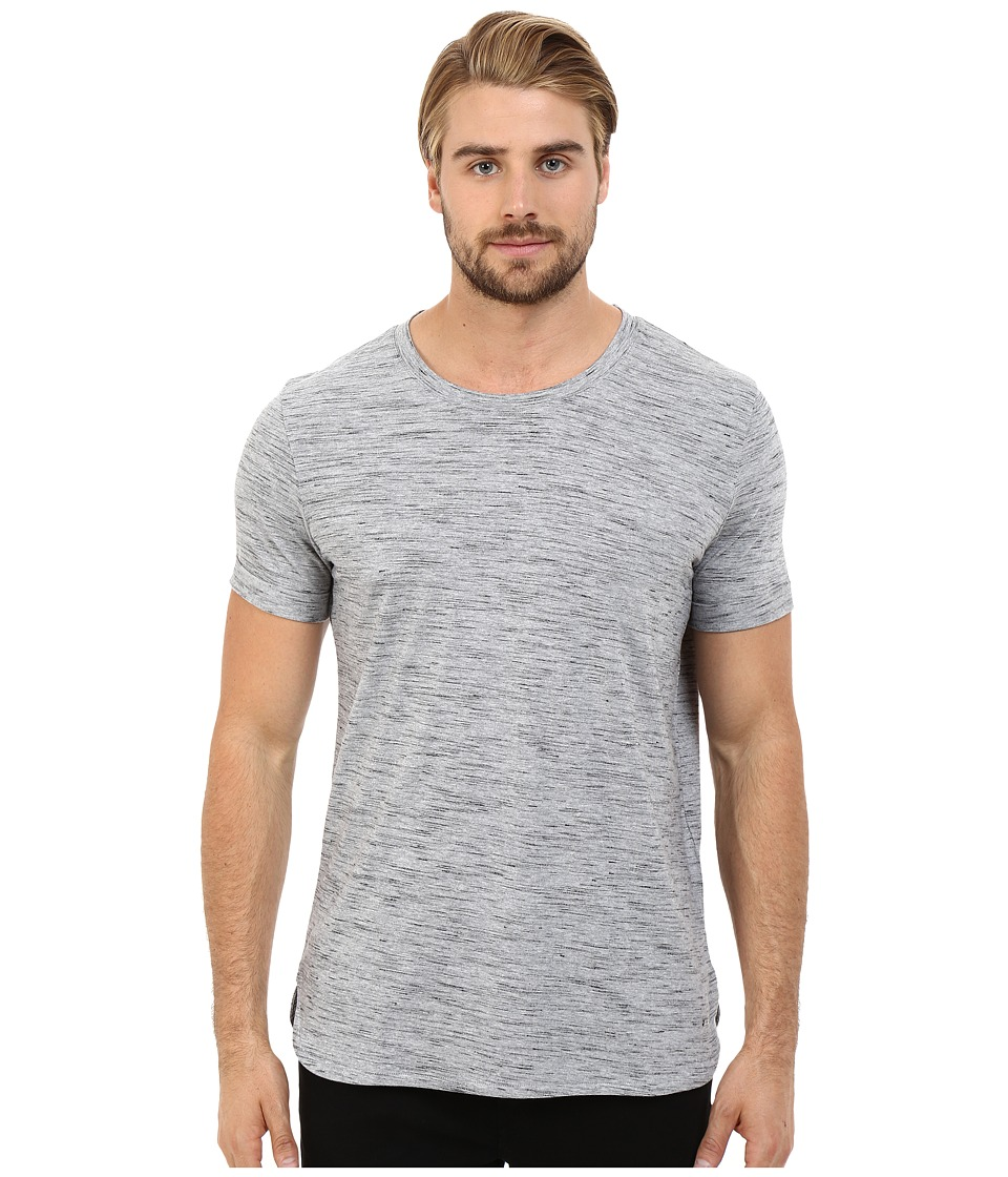 HUGO - Dastings - Ink Jet Tee (Grey) Men's T Shirt