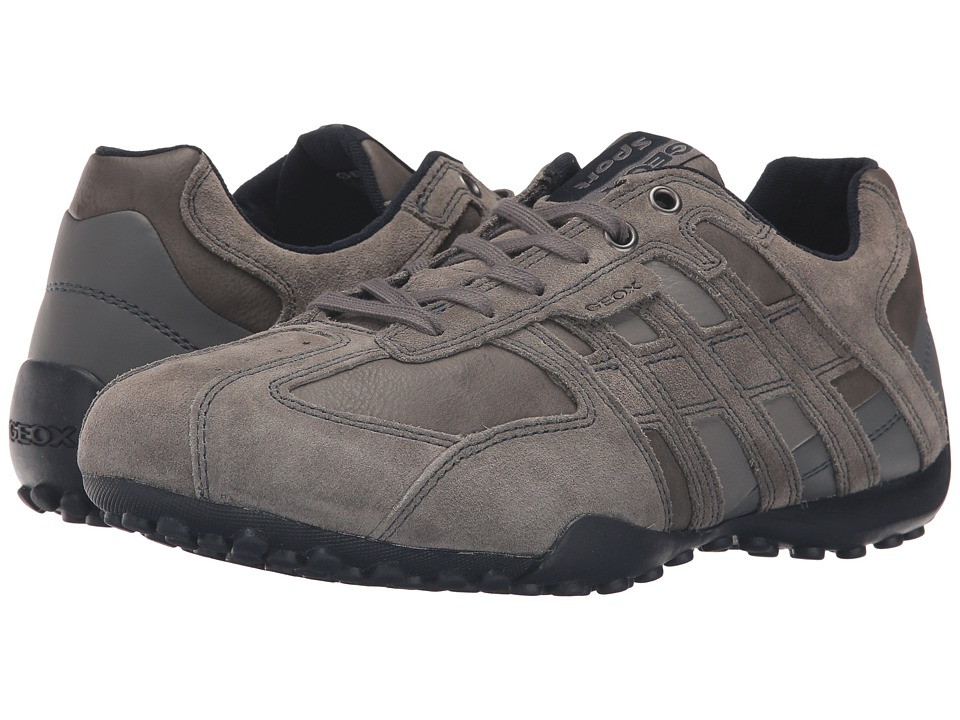 Geox - SNAKE16 (Grey) Men's Shoes