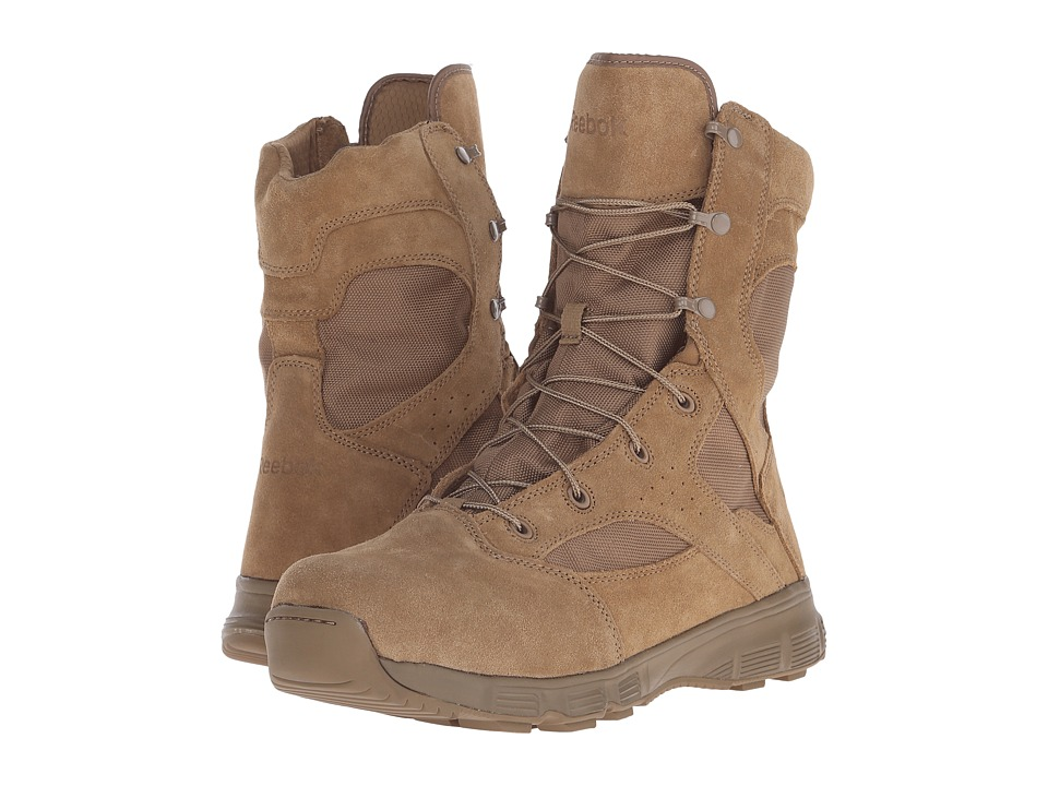 Reebok Work - Dauntless (Coyote) Men's Work Boots
