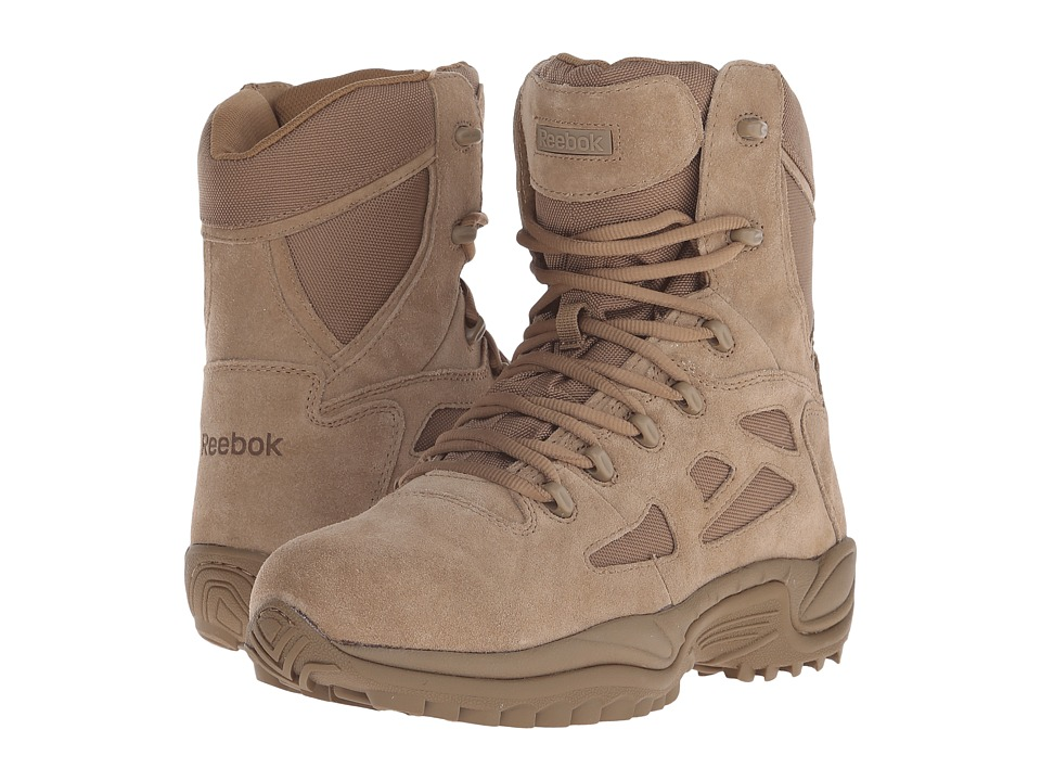 Reebok Work - Rapid Response (Coyote) Men's Work Boots
