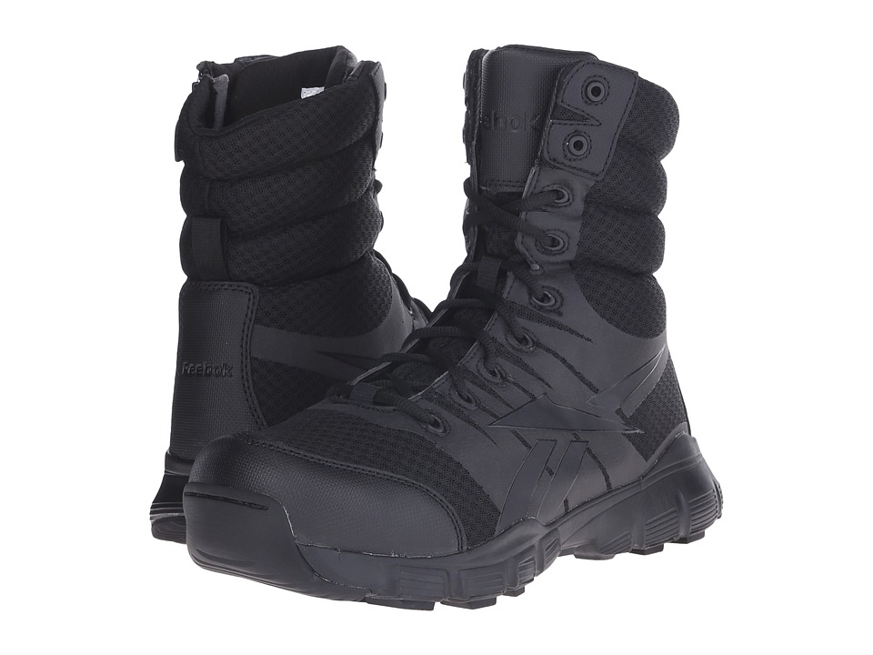 Reebok Work - Dauntless Ultra Lite (Black) Men's Work Boots