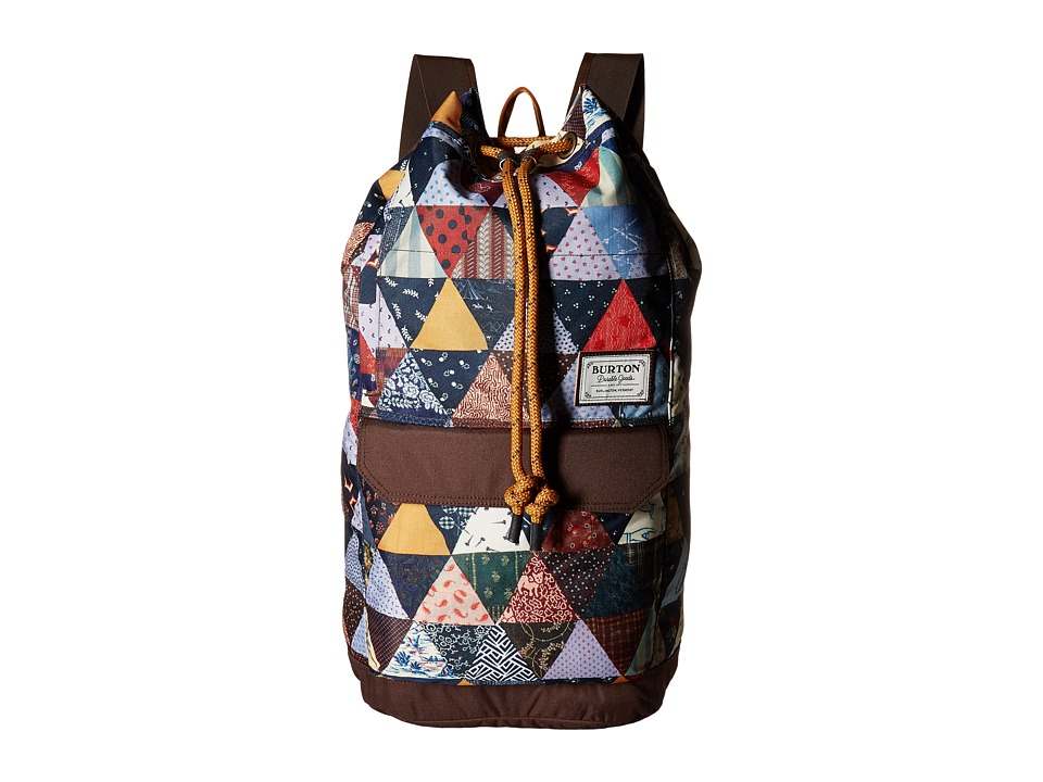 Burton - Frontier Pack (Kalidaquilt) Day Pack Bags