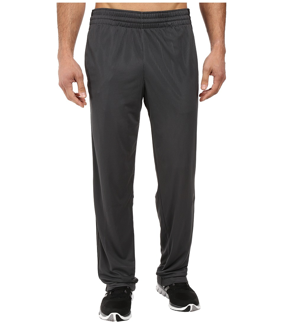 adidas - Double Up Pants (DGH Solid Grey/Black) Men's Workout