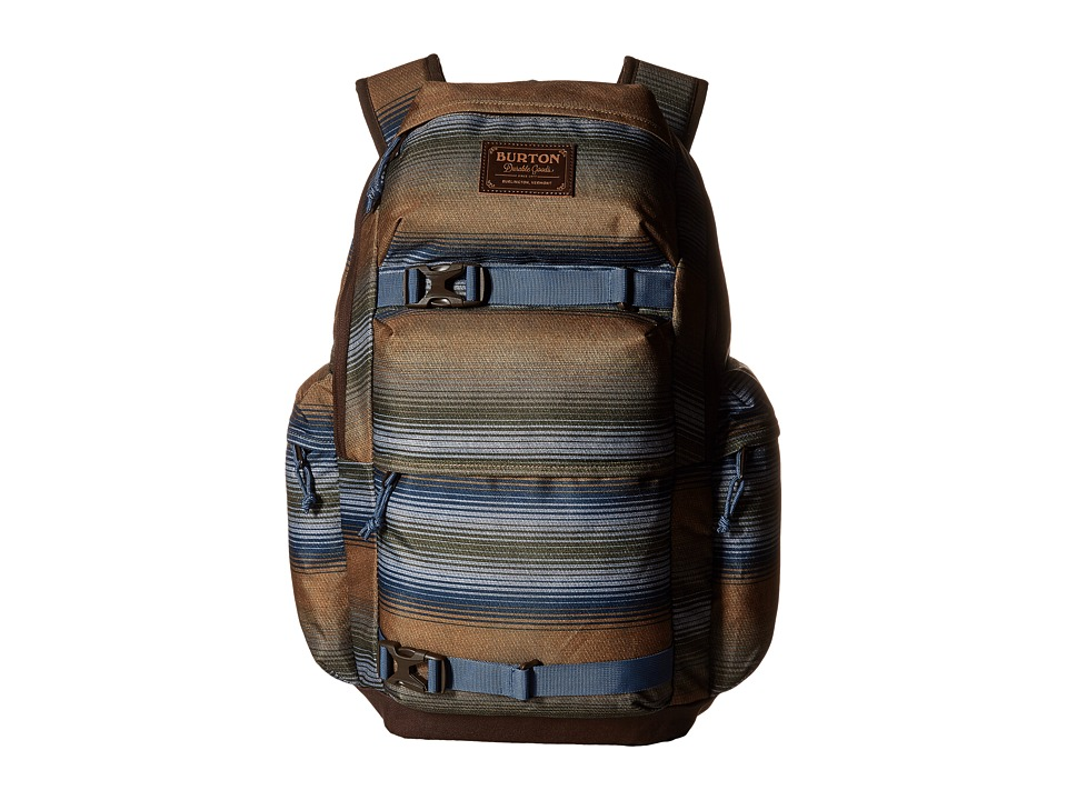 Burton - Kilo Pack (Beach Stripe Print) Backpack Bags