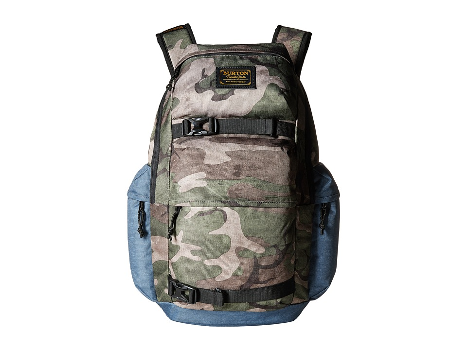 Burton - Kilo Pack (Bkamo Print) Backpack Bags