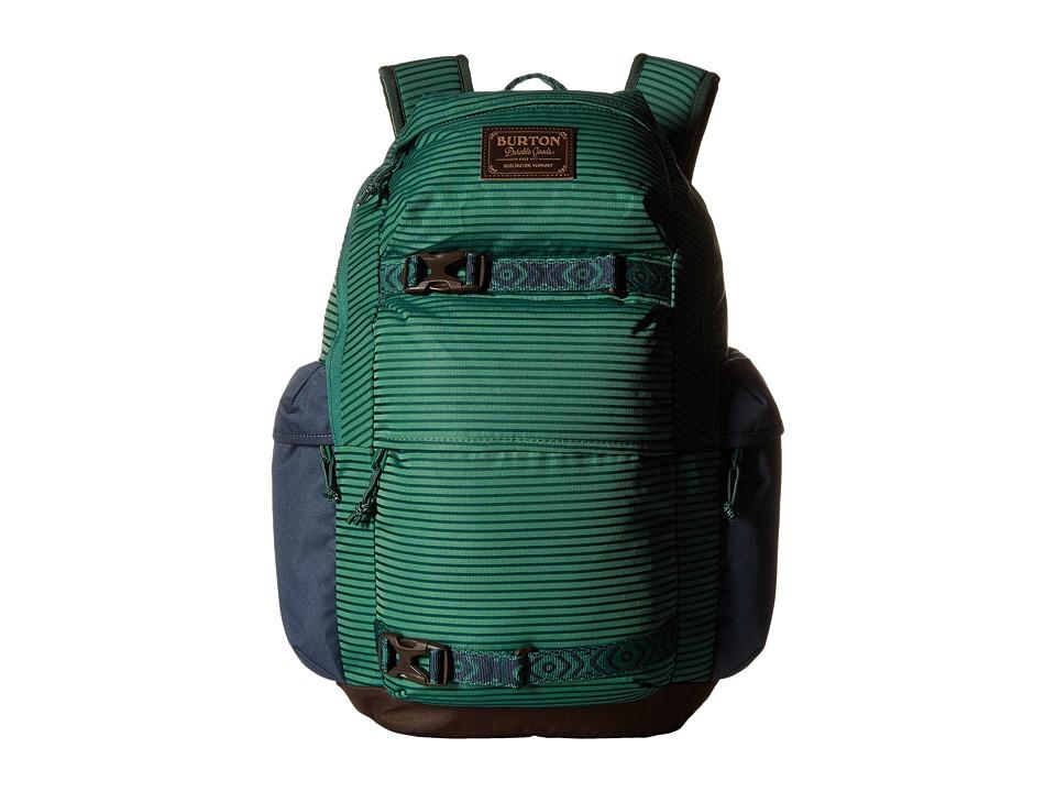Burton - Kilo Pack (Soylent Crinkle) Backpack Bags