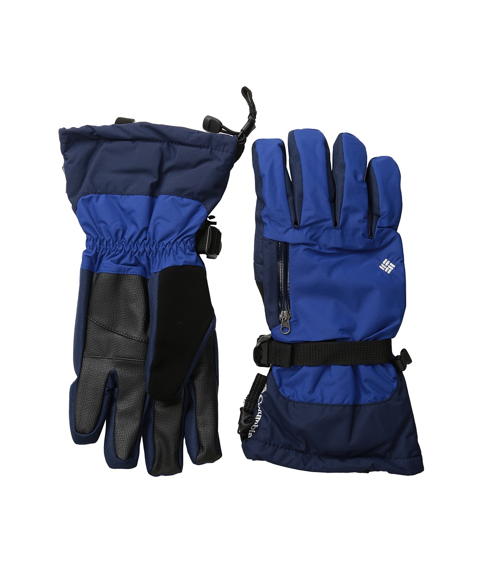 Columbia - Bugaboo Interchange Glove (Marine Blue/Collegiate Navy) Extreme Cold Weather Gloves