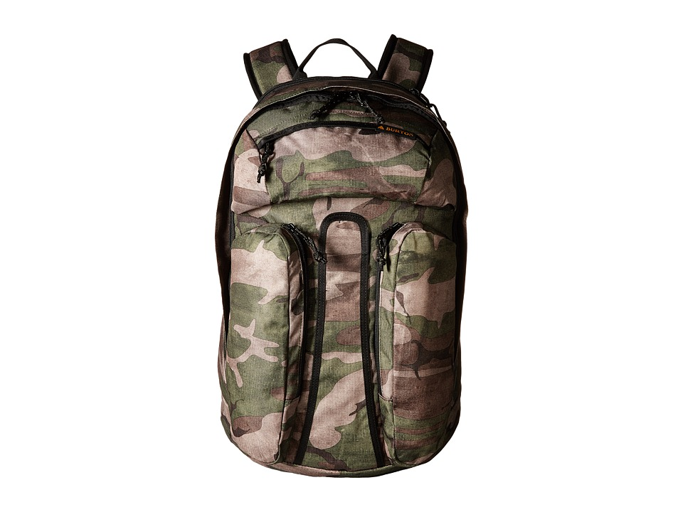 Burton - Curbshark Pack (Bkamo Print) Day Pack Bags
