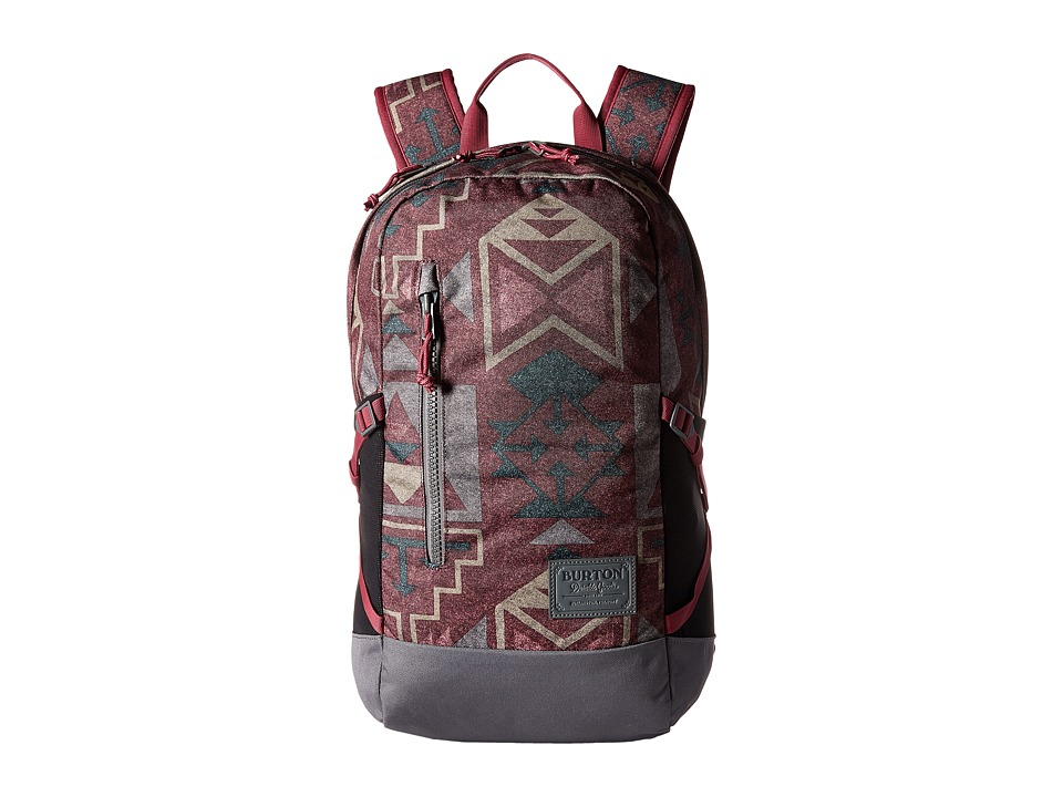 Burton - Prospect Pack (Canyon Print) Backpack Bags