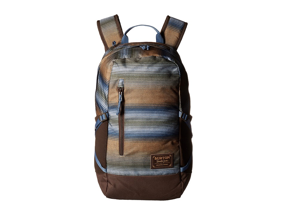 Burton - Prospect Pack (Beach Stripe Print) Backpack Bags