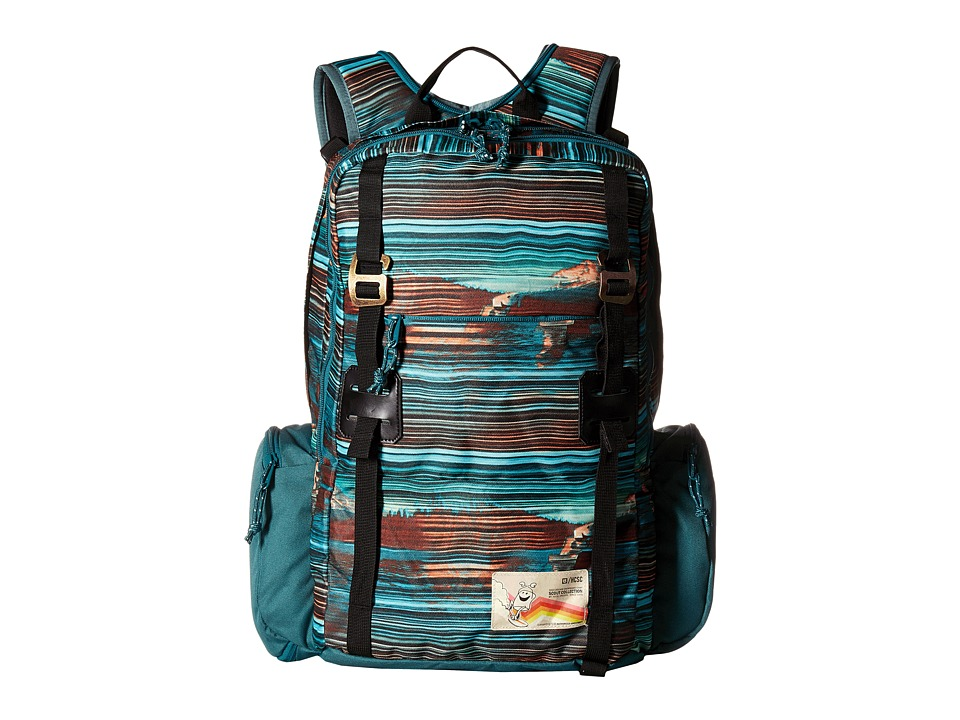 Burton - HCSC Shred Scout Pack (HCSC Scout Bright) Backpack Bags
