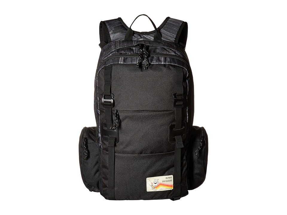 Burton - HCSC Shred Scout Pack (HCSC Scout Dark Bright) Backpack Bags