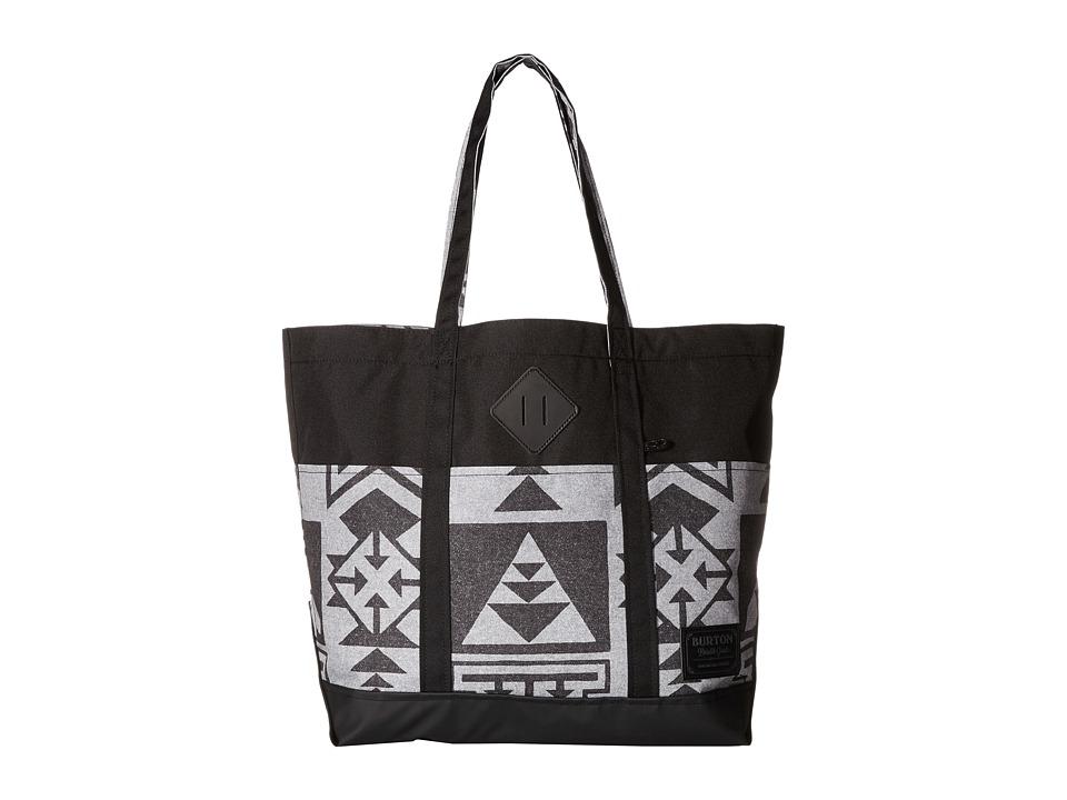 Burton - Crate Tote Medium (Neu Nordic Print) Tote Handbags
