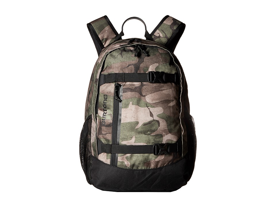 Burton - Dayhiker 25L (Bkamo Print) Day Pack Bags