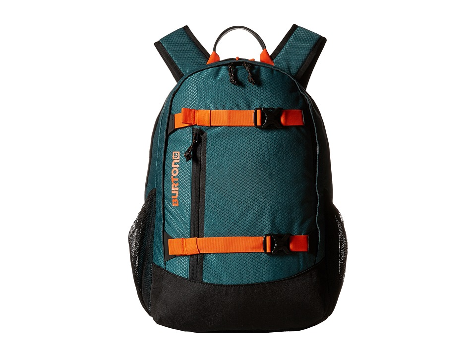 Burton - Dayhiker 25L (Dark Tide Ripstop) Day Pack Bags