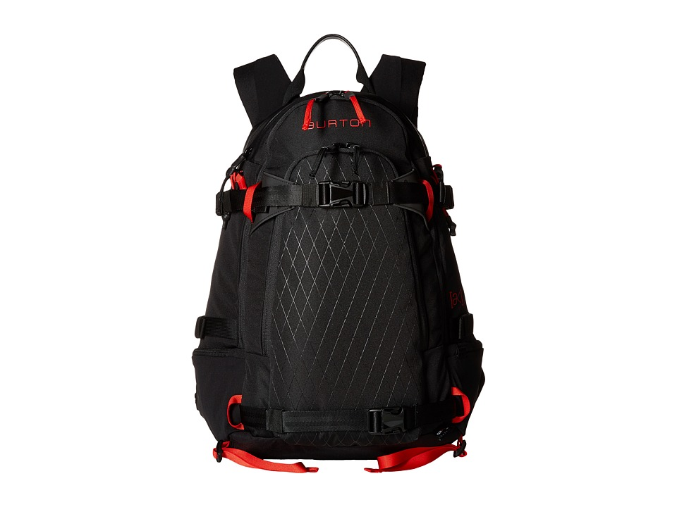 Burton - Taft 24L Pack (True Black Cordura) Day Pack Bags