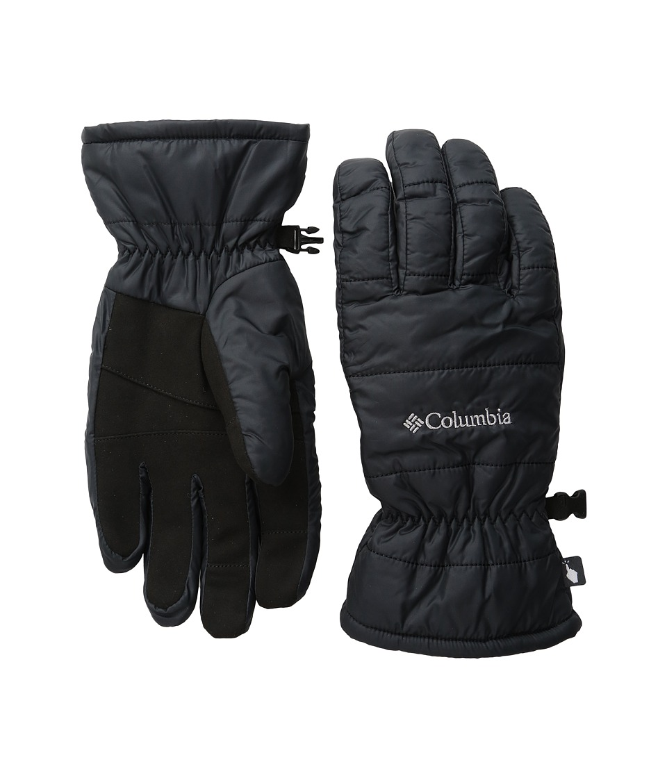 Columbia - Saddle Chutes Gloves (Black) Ski Gloves