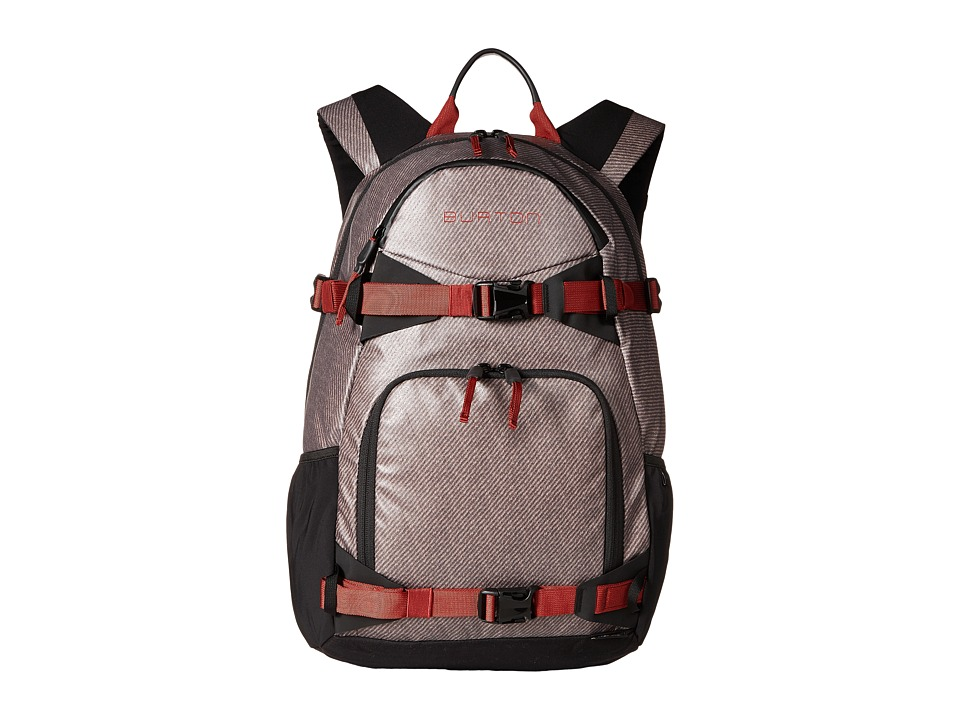 Burton - Rider's Pack 2.0 25L (Underpass Twill) Day Pack Bags