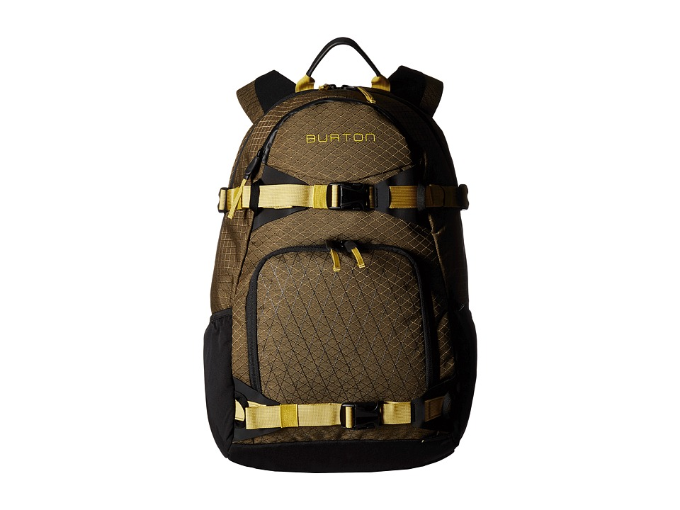 Burton - Rider's Pack 2.0 25L (Jungle Heather Diamond Ripstop) Day Pack Bags