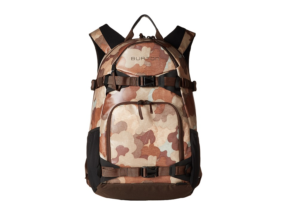 Burton - Rider's Pack 2.0 25L (Storm Camo Tarp) Day Pack Bags