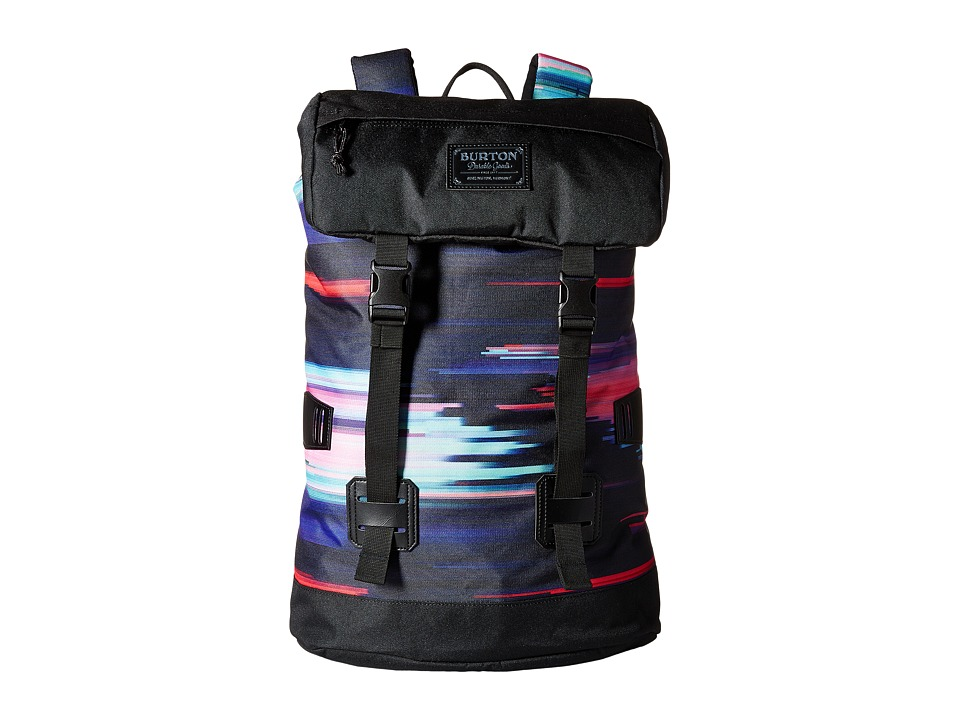 Burton - Tinder Pack (Glitch Print) Backpack Bags
