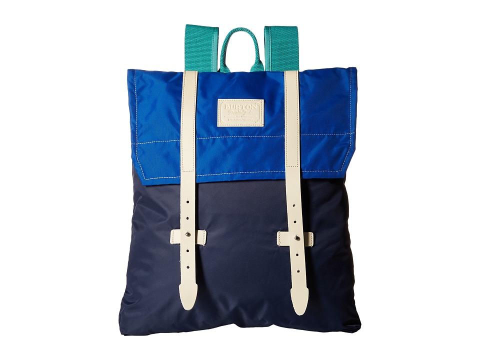 Burton - Taylor Pack (Mood Indigo Flight Satin) Backpack Bags