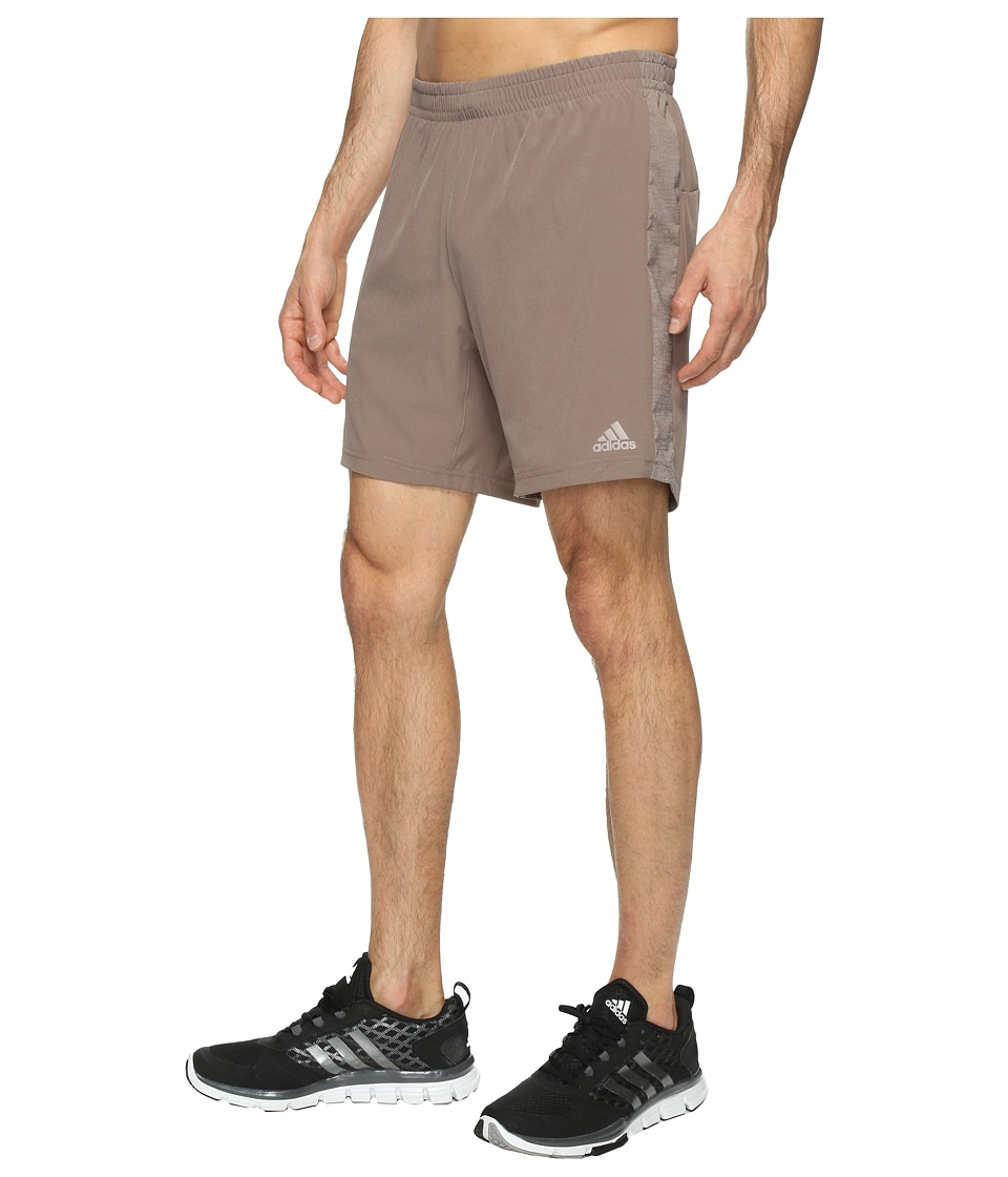 adidas - Supernova Shorts (Tech Earth) Men's Shorts