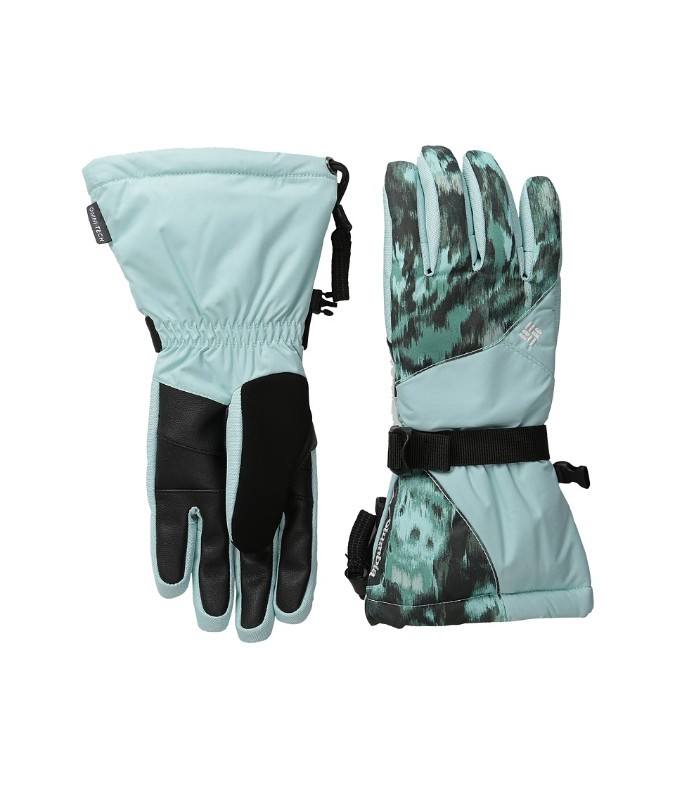 Columbia - Whirlibird III Glove (Spray Floral Print) Extreme Cold Weather Gloves