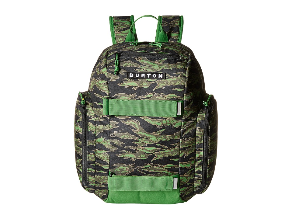 Burton - Metalhead Pack (Little Kid/Big Kid) (Slime Camo Print) Backpack Bags