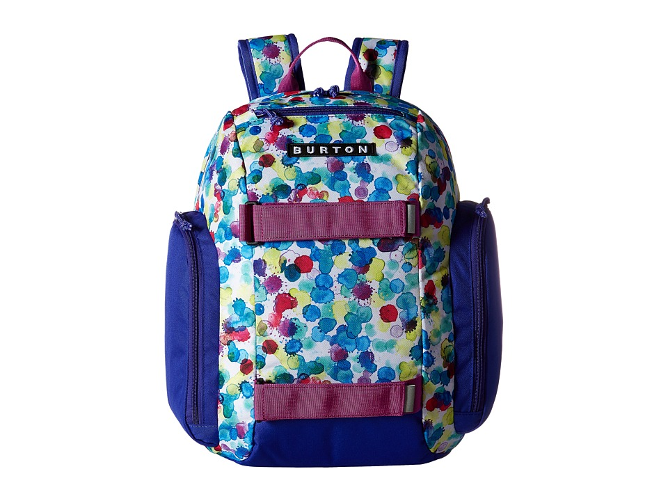 Burton - Metalhead Pack (Little Kid/Big Kid) (Rainbow Drops Print) Backpack Bags