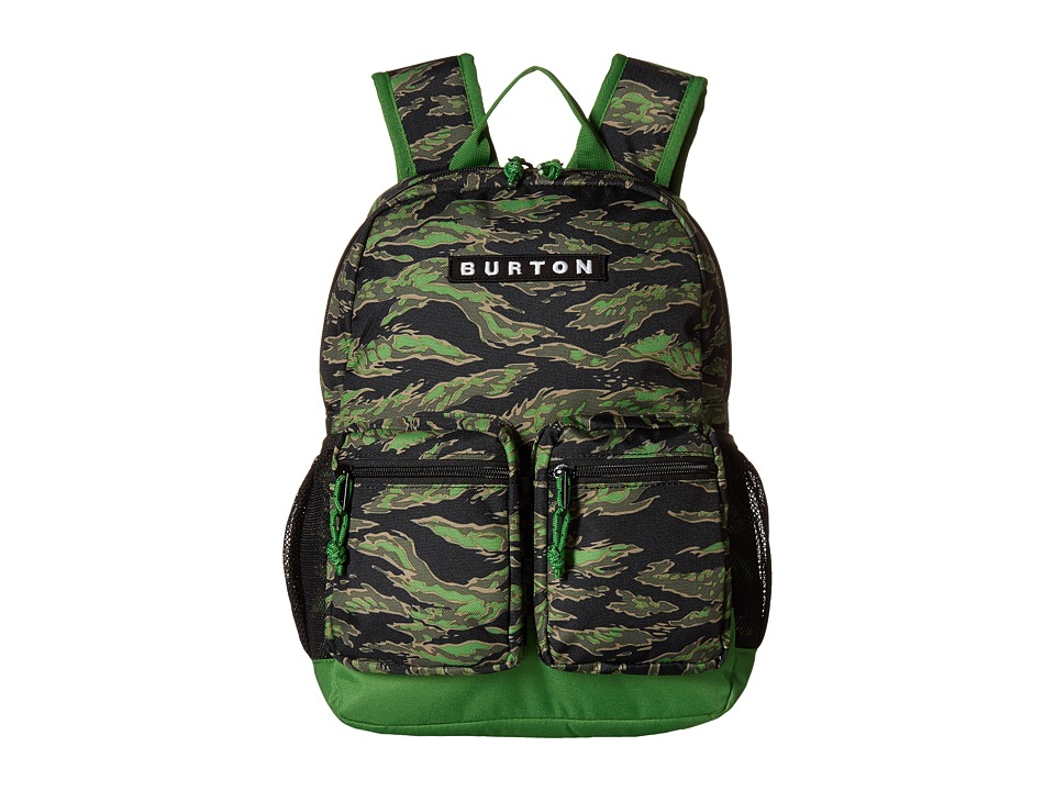 Burton - Gromlet Pack (Little Kid/Big Kid) (Slime Camo Print) Backpack Bags