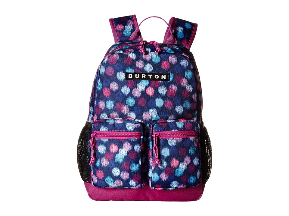 Burton - Gromlet Pack (Little Kid/Big Kid) (Ikat Dot Print) Backpack Bags
