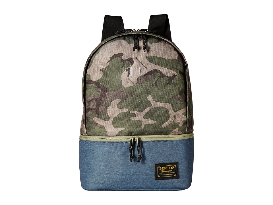 Burton - Snake Mountain Backpack (Bkamo Print) Backpack Bags
