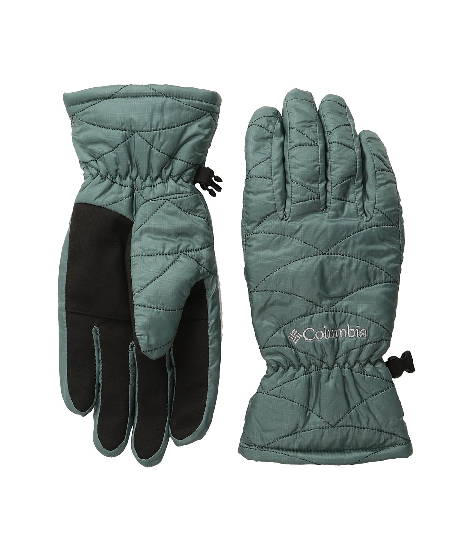 Columbia - Mighty Lite Glove (Pond) Extreme Cold Weather Gloves