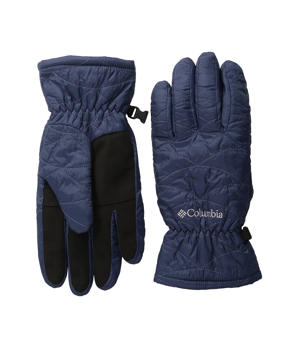 Columbia Mighty Litetm Glove (Nocturnal) Extreme Cold Weather Gloves