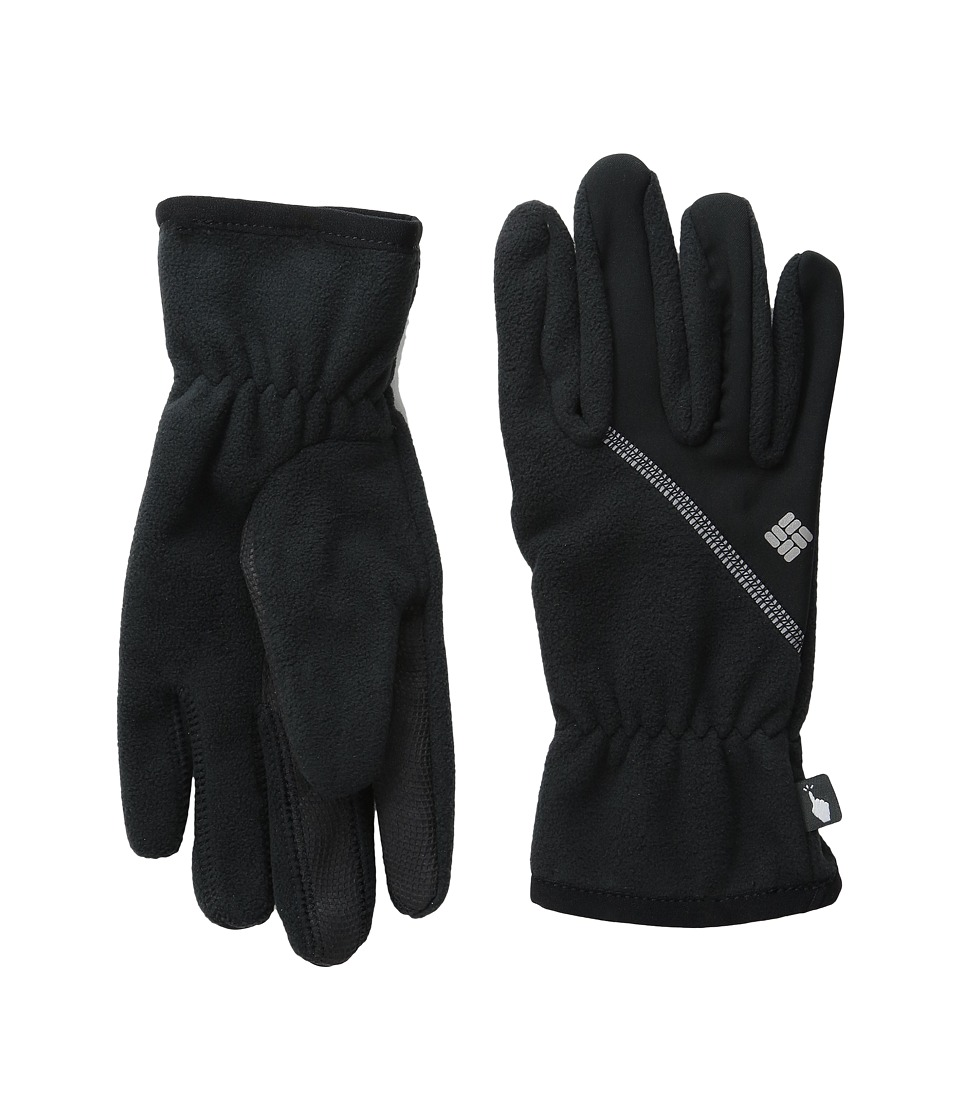 Columbia - Wind Bloc Glove (Black 2) Extreme Cold Weather Gloves