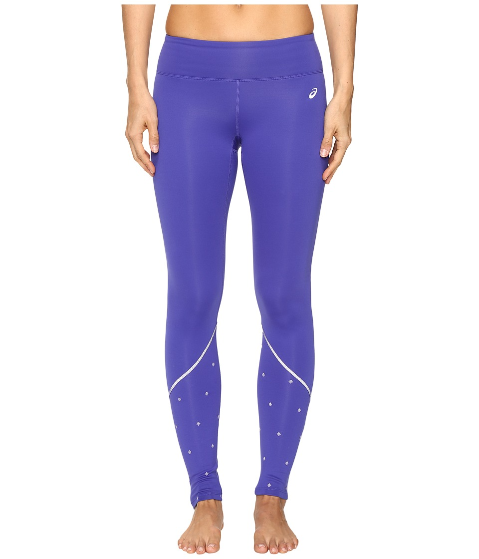 ASICS - Lite-Show Winter Tights (Royal Blue) Women's Casual Pants