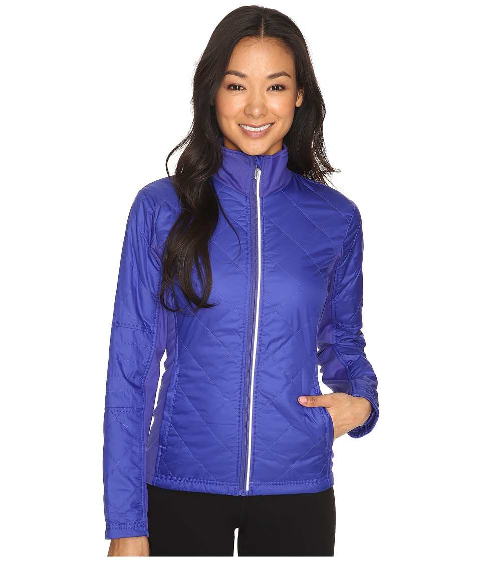 ASICS - Thermo Windblocker (Royal Blue) Women's Coat