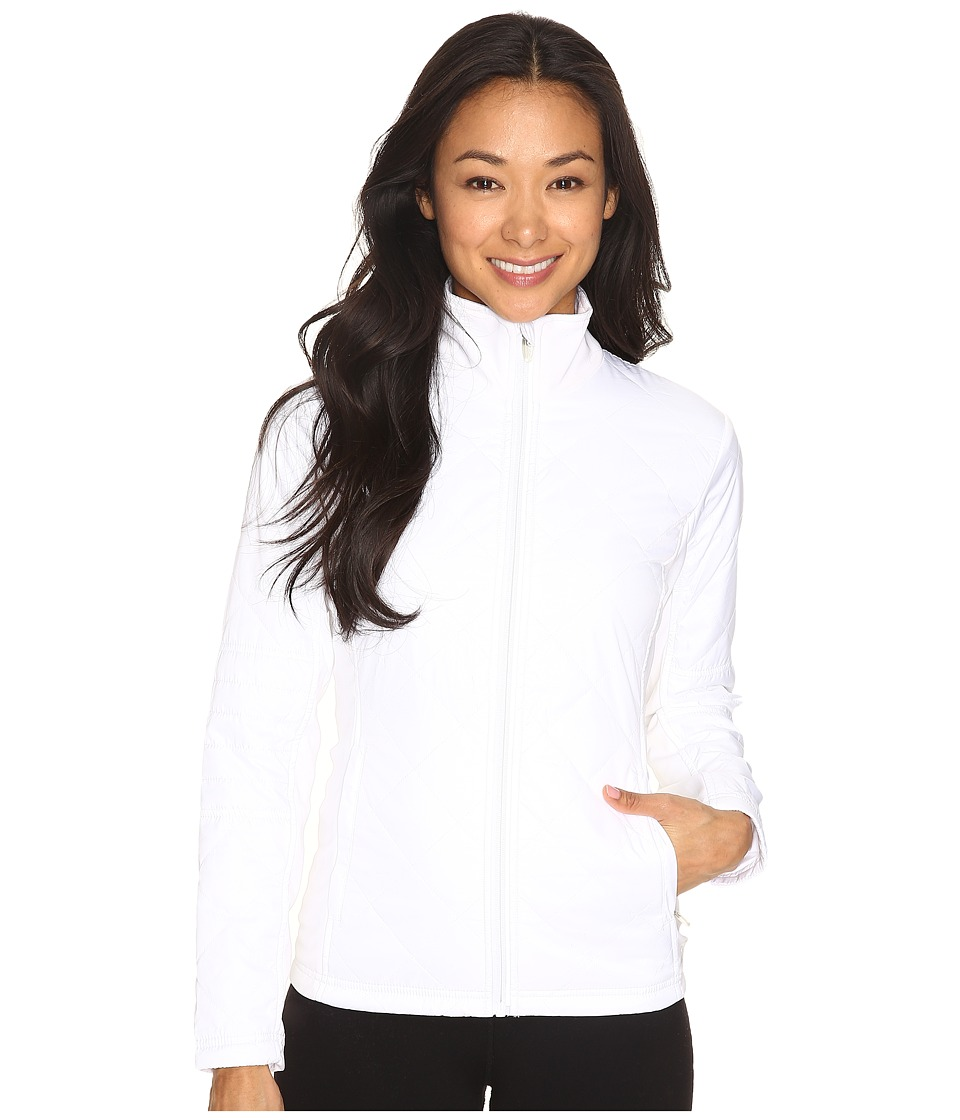 ASICS - Thermo Windblocker (Real White) Women's Coat