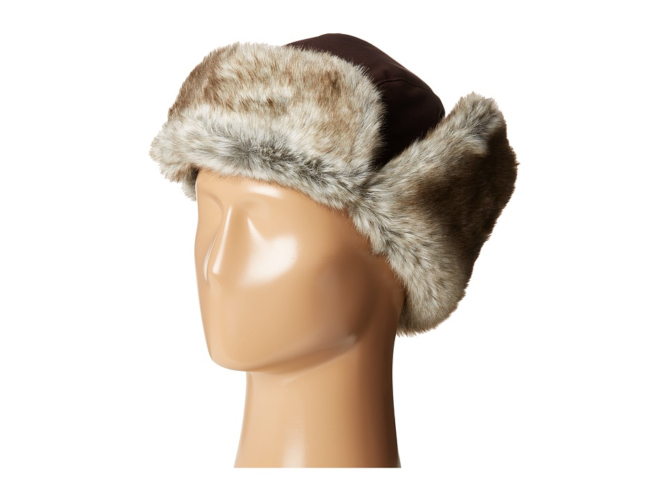 Columbia - Nobel Falls II Trapper (New Cinder Melange) Cold Weather Hats