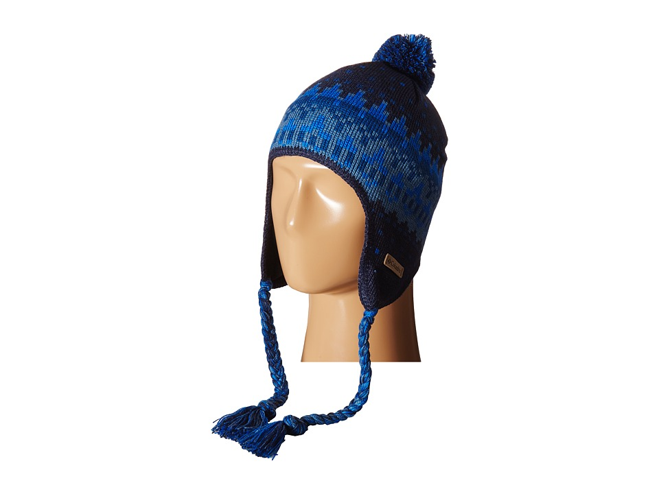 Columbia - Alpine Action II Peruvian (Collegiate Navy Fairisle) Knit Hats